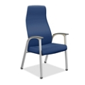 Vinyl Patient Chair with Wall-Saver Legs, 26340