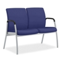 Vinyl Two Seat Guest Chair, 26350