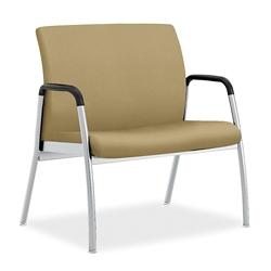Vinyl Bariatric Guest Chair, 26352