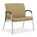 Vinyl Bariatric Guest Chair, 26352