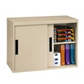 "36"" Wide Double Level Overfile Cabinet, 30057"