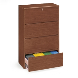 Four Drawer Lateral File, 30241