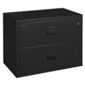 "Lateral Fireproof File with Two Drawers 38""W, 30343"