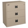 "Lateral Fire File with Three Drawers 44""W, 30346"