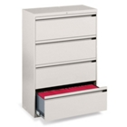 """36"""" Wide Four-Drawer Lateral File, 30361"""