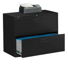 """Two Drawer Lateral File - 36""""W, 30383"""