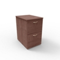 "16""W Mobile Two Drawer Filing Pedestal, 30593"