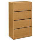Four-Drawer Lateral File, 30738