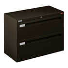 "36"" Wide Lateral File with Two Drawers, 30760"