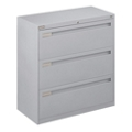 "Spectrum Three Drawer Lateral File - 36""W, 30761"