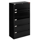 "Five Drawer 36"" Wide Lateral File, 30763"