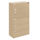 "Counterweighted 36"" Wide Five Drawer Lateral File, 30590"