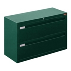 "42"" Wide Lateral File with Two Drawers, 30764"