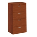 Four-Drawer Lateral File, 30781