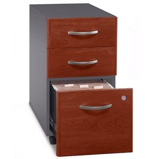 Mobile Three-Drawer Pedestal, 30798
