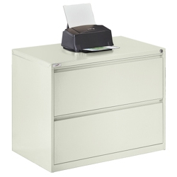 "36"" Wide Two-Drawer Lateral File, 30805"