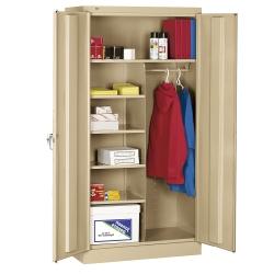 "36""W x 18""D x 72""H Combination Storage Cabinet, 31070"