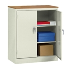 Storage Cabinet with Oakgrain Top, 31088