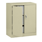 "Counter Height Storage Cabinet - 36""W x 18""D x 42""H, 31108"