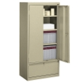 Four Shelf Storage and Filing Cabinet, 31219