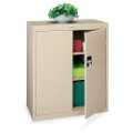Counter Height Steel Storage Cabinet, 31236