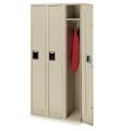 Set of Three Single Tier Lockers, 31241