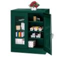 """36""""W x 18""""D x 42""""H See-Thru Storage Cabinet, 31286"""