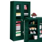 """36""""W x 24""""D x 72""""H See-Thru Storage Cabinet, 31290"""
