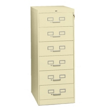 Six Drawer Card File, 31449