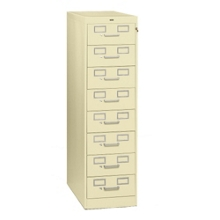 Eight Drawer Card File, 34077