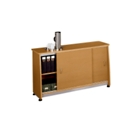 "Credenza with Doors 56"" Wide, 31474"