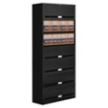 """Fixed Shelf Lateral Files with Seven Shelves - 87""""H, 31642"""