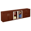 Storage Credenza with Lateral File Set, 31675