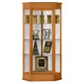 Corner Display Case, 31676