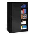 """48""""W x 24""""D x 78""""H Jumbo Sliding Door Storage Cabinet, 31726"""