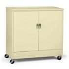 "48""W x 24""D x 49""H Mobile Jumbo Storage Cabinet, 31728"