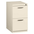 Freestanding Two Drawer Pedestal, 31941