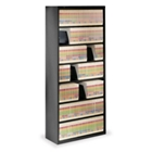 Open File with Seven Fixed Shelves, CD04047