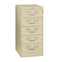 Card Cabinet-5 Drawer, 31992