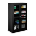 "48""W x 24""D x 78'H Jumbo See-Thru Storage Cabinet, 31994"
