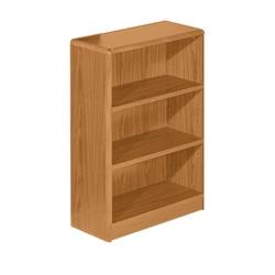 """Radius Edge Bookcase - 36""""H, 32587"""