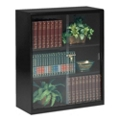 """Bookcase with Glass Doors 42""""H, 32790"""