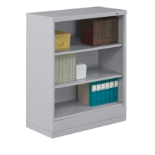 "42""H Three Shelf 18""D Bookcase, 32797"