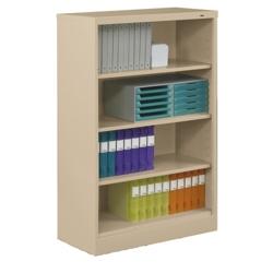 "55""H Four Shelf 18""D Bookcase, 32798"