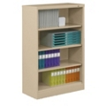 "55""H Four Shelf 18""D Bookcase, 32798"
