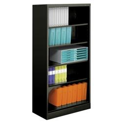 """72""""H Five Shelf 18""""D Bookcase, 32799"""