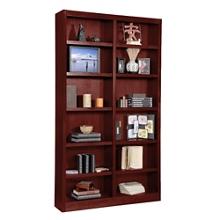 "84"" H Double Bookcase, 32820"