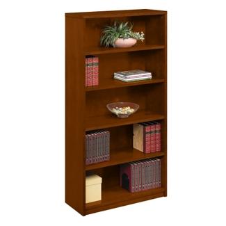 Fairbanks Five Shelf Bookcase, 32821