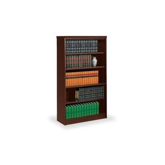 """67""""H Five Shelf Bookcase, 32869"""