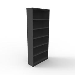 """84""""H 6 Shelf Bookcase, 32965"""